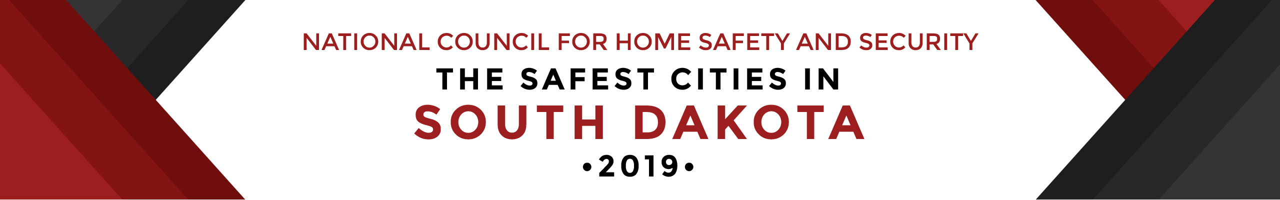 Safest Cities South Dakota - header