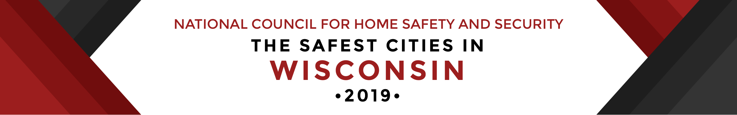 Safest Cities Wisconsin - header