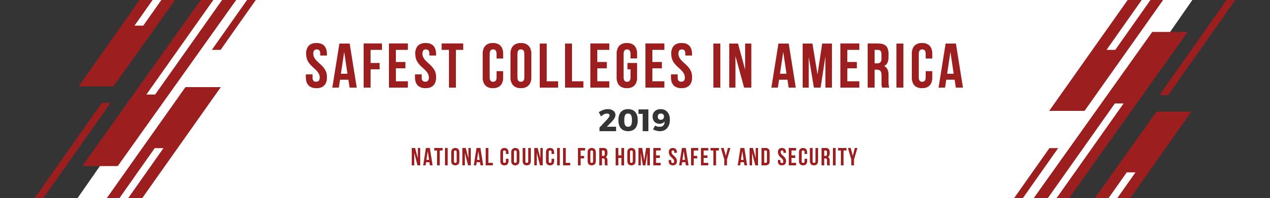 Safest Colleges in America - 2019 | National Council For