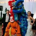 Tennessee Wedding Lion Dance 2014