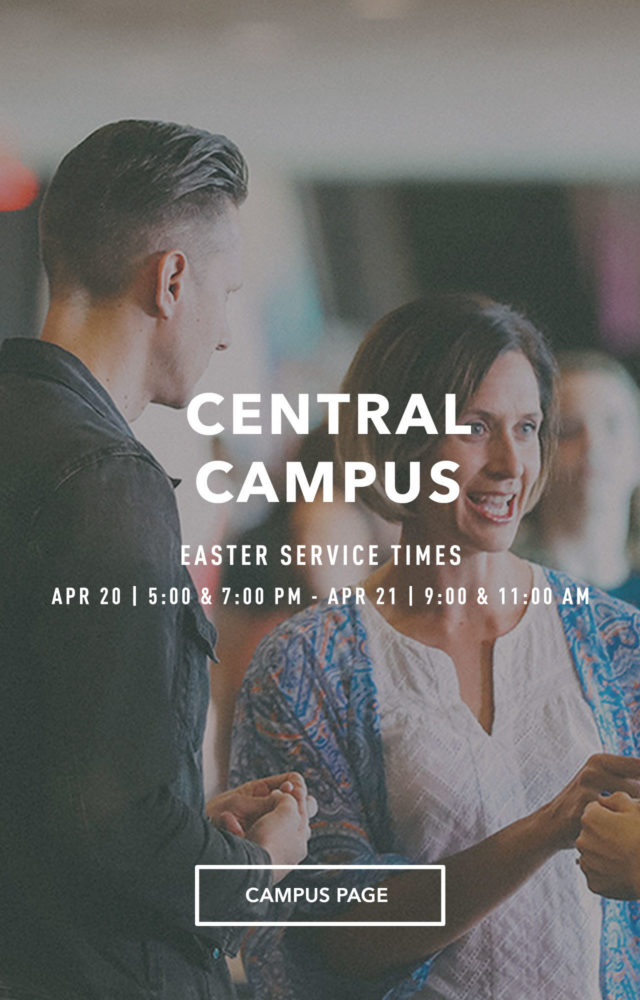 Central Campus Easter Times@2X