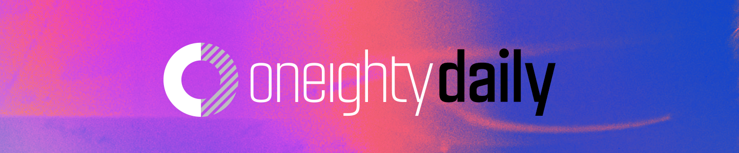 Oneighty Daily Banner