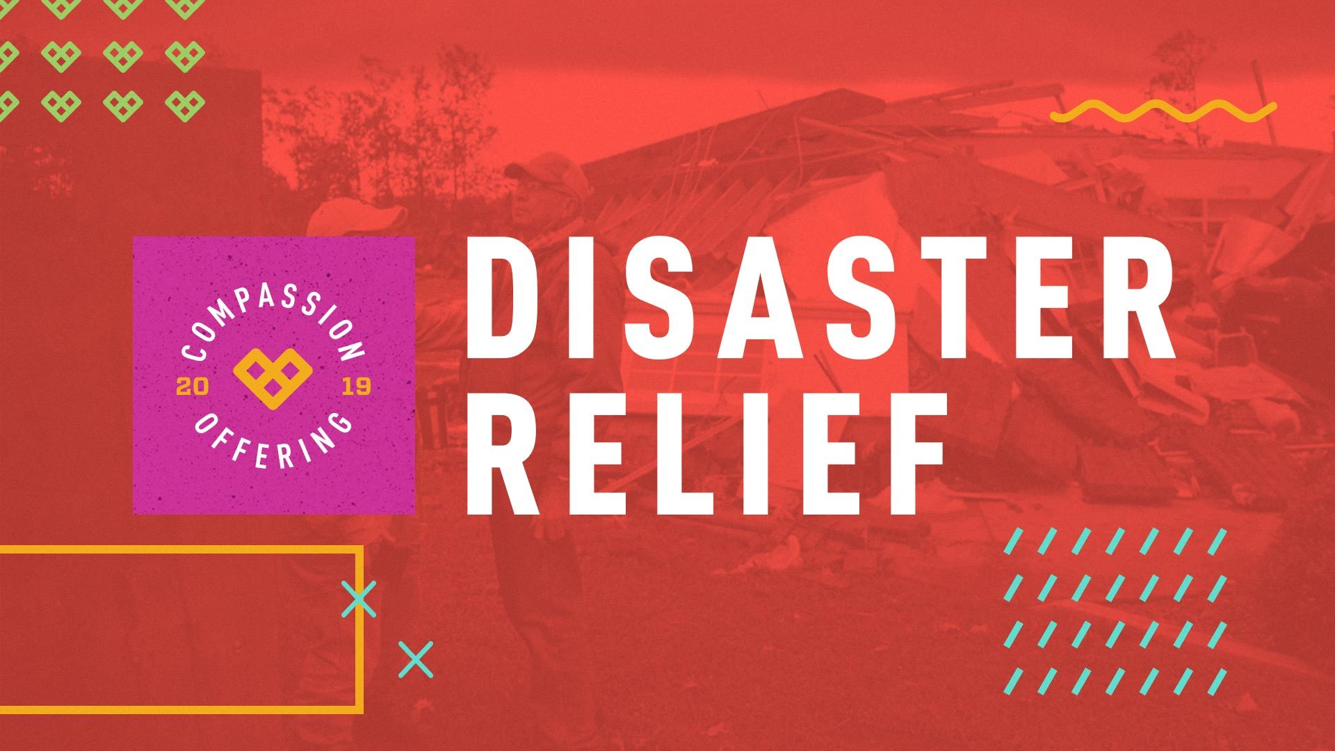 Disaster Relief 2019 Wide