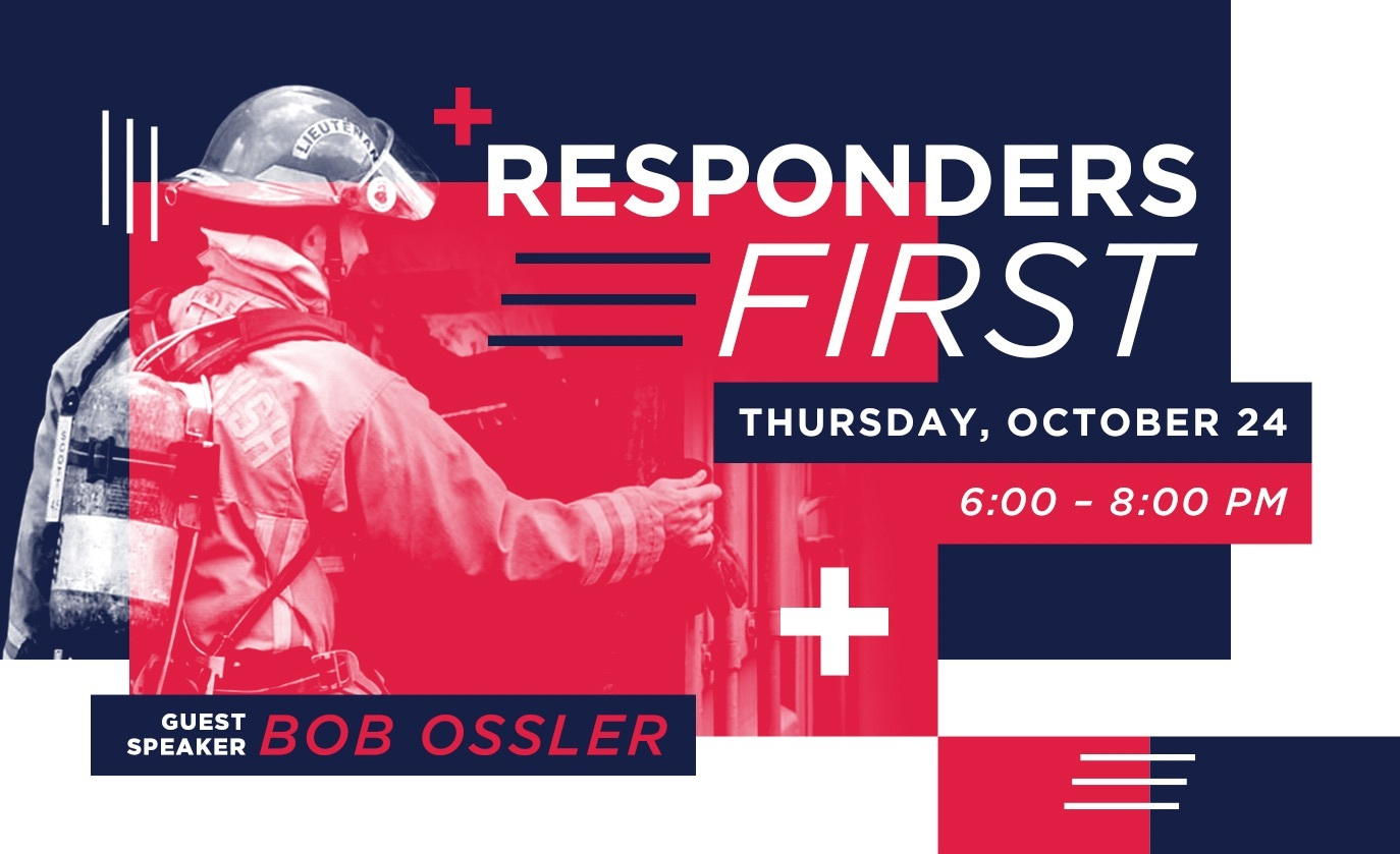 First Responders Invite Front