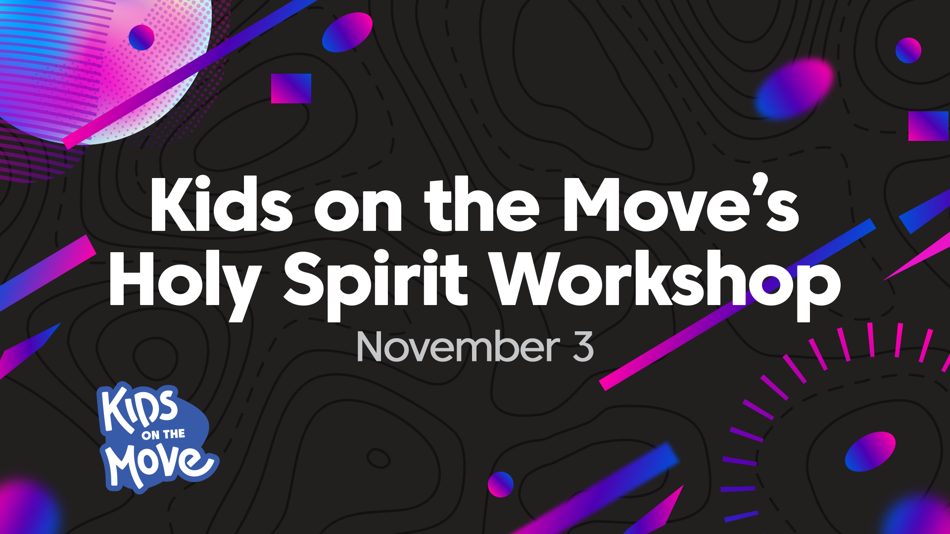Kotm Holy Spirit Workshop Wide