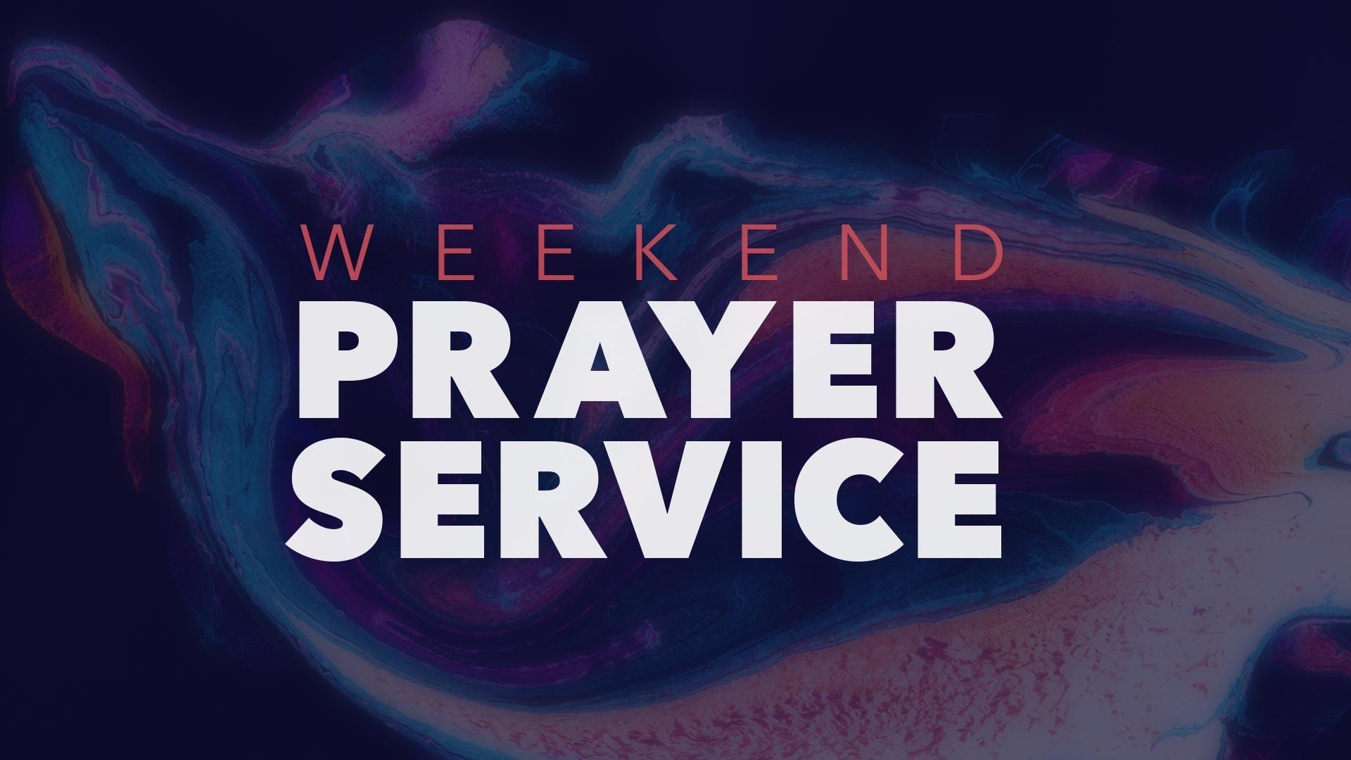 Weekendprayer Wide