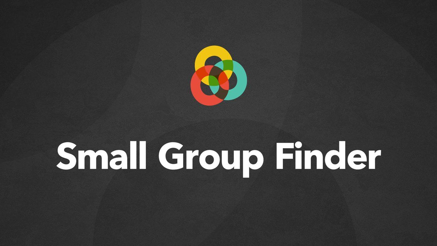 Preview Chat Small Groups Finder Wide