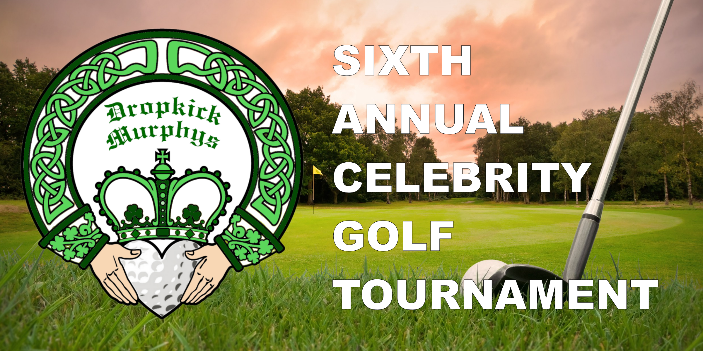 Sixth Annual Celebrity Golf Tournament