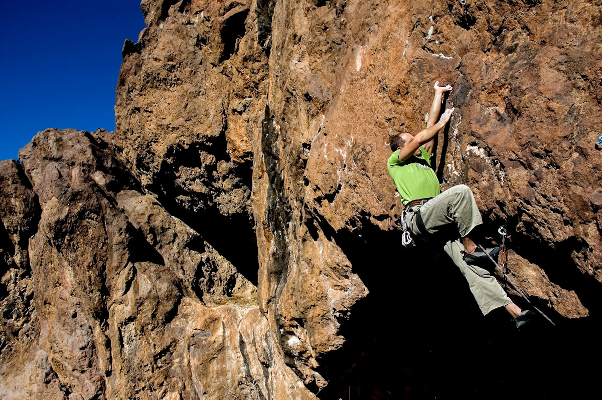 John Keer on 'Window Shopping' 5.12c