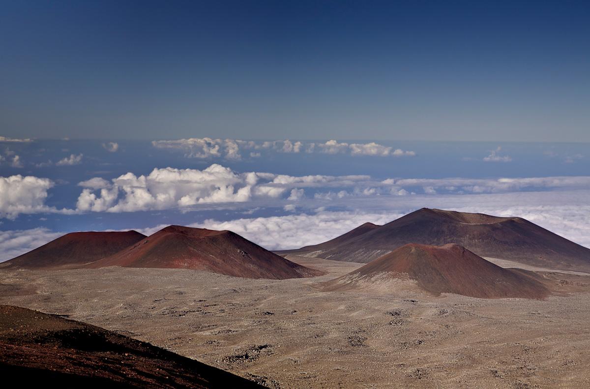 Dormant Volcano Cones | 4000m/13,796ft