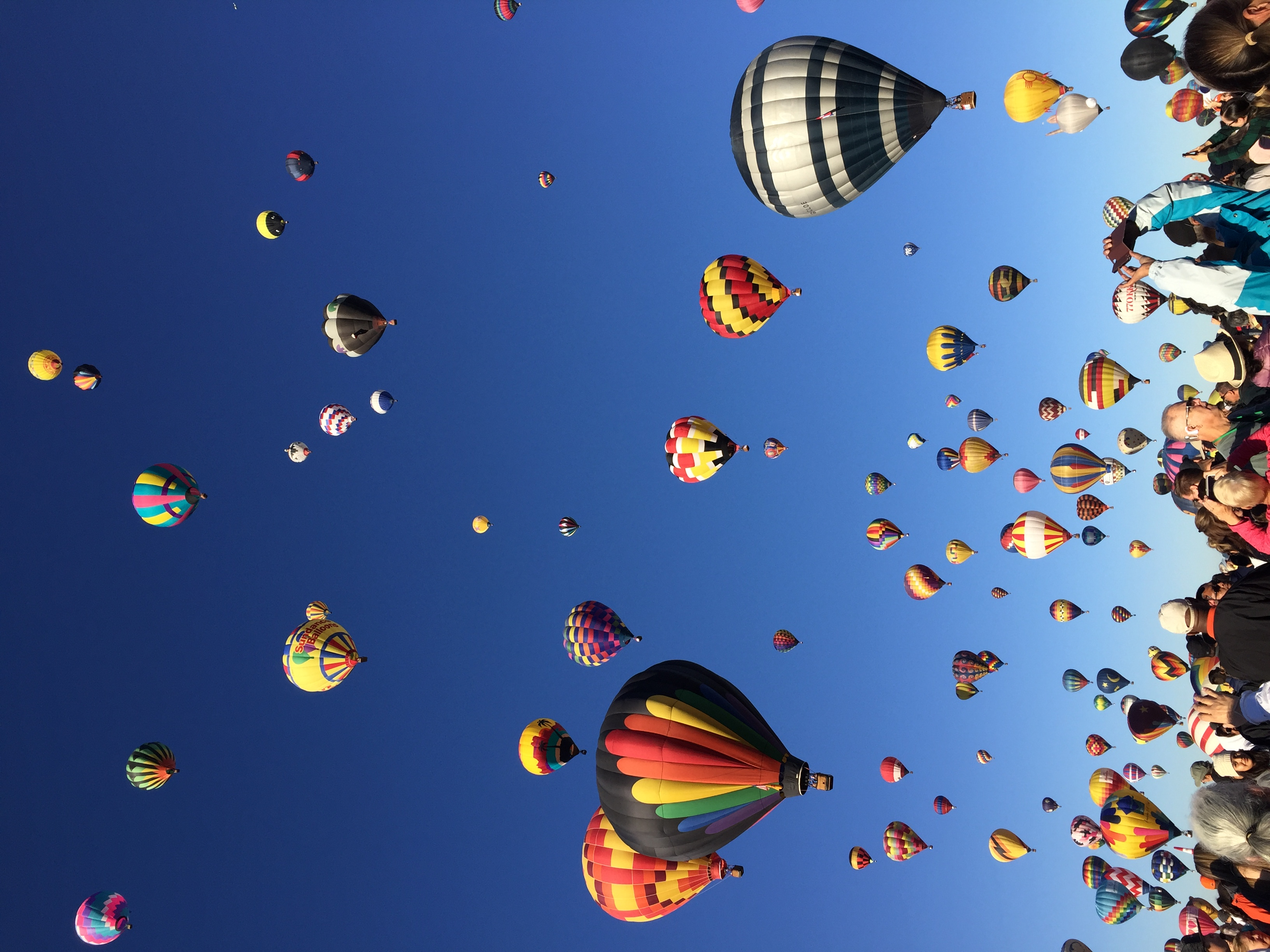 Day 8 of balloon fiesta