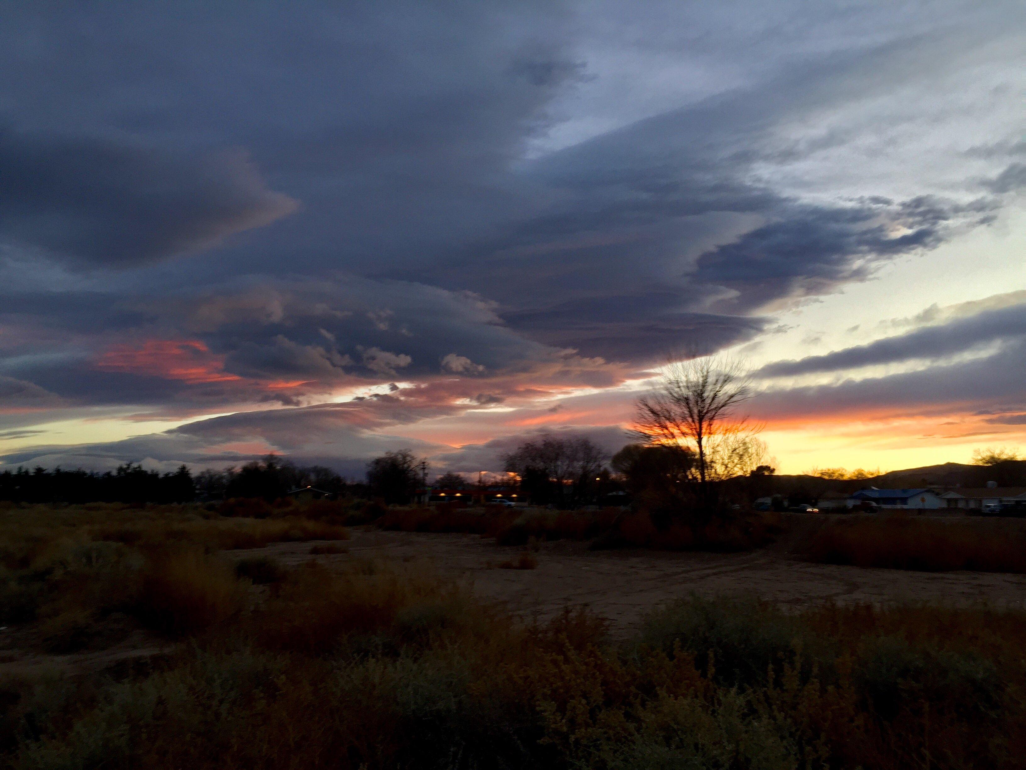 Socorro sunset