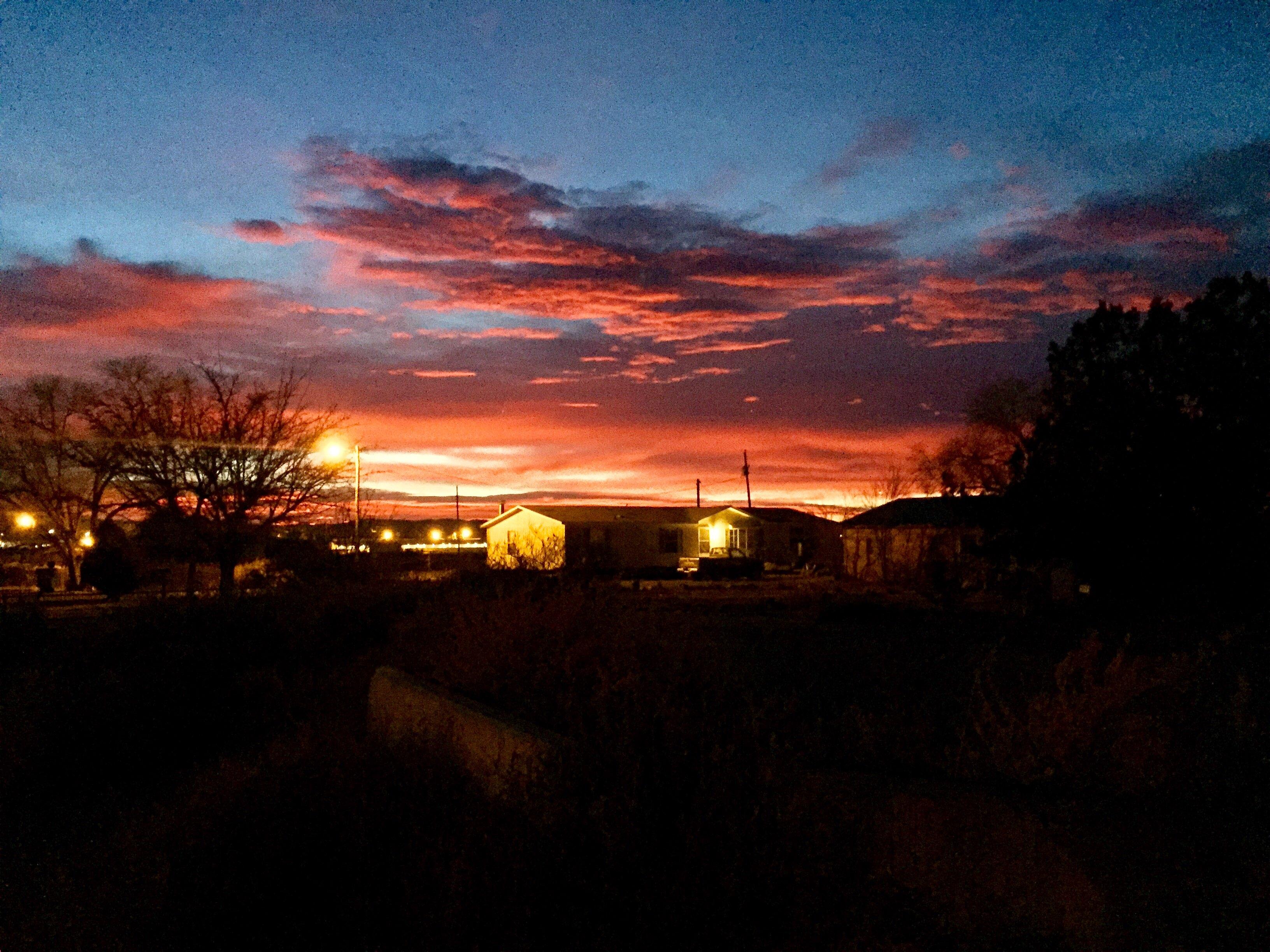 Socorro Sunrise