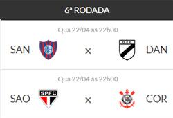 Jogos Corinthians São Paulo