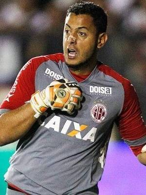 Fernando Henrique America-RN Vasco Serie B 19/07/2014