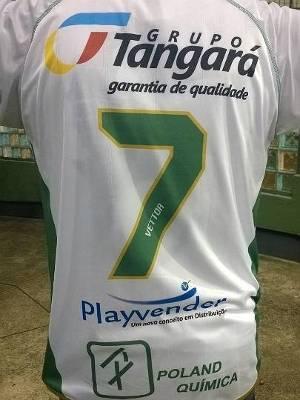 Empresas de Miguel Larios na camisa do Tigres