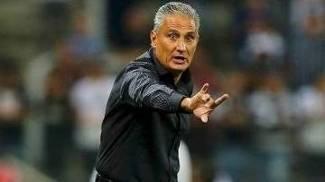 Libertadores Corinthians Tite Danubio 01/04/15