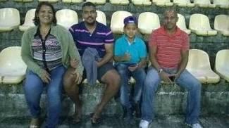 Família do atacante Nathan, dos juniores
