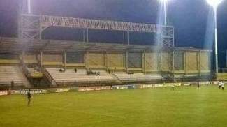 Estádio Los Larios, em Xerém