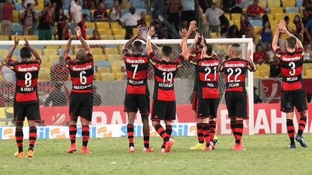 O Flamengo teve superávit de R$ 64 milhões na última temporada