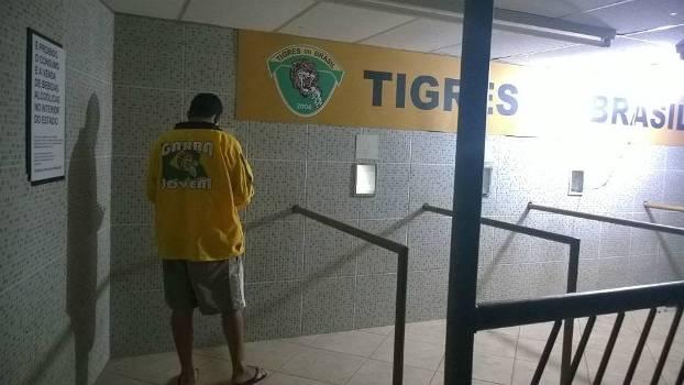 Torcedor do Tigres compra ingresso