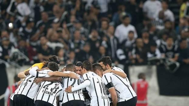 Corinthians entra em campo podendo definir o futuro na Libertadores