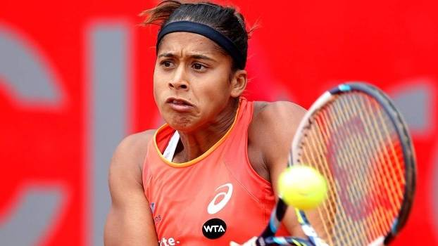 Teliana Pereira WTA Bogota Final 18/04/2015