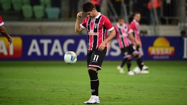 Pato penso em reencontro com o Palmeiras no mata-mata
