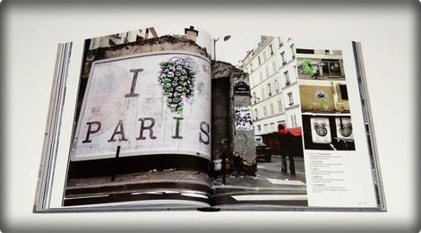 Le Livre Street Art Paris De La Rue A La Galerie Par Longhi Et
