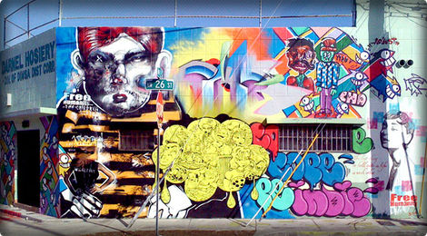 Street art : all pictures of the famous internationnal street art ...
