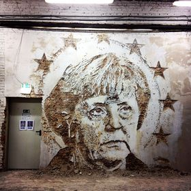 Vhils in Berlin