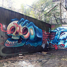 Nychos and Look in Germany