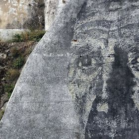 Vhils in Covilha