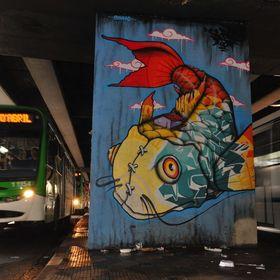 Binho in Sao Paulo