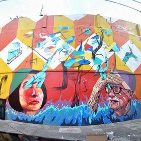 Ever, Aire, Poeta et El Decertor en Argentine