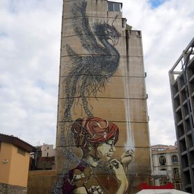 Faith47 et Dal à Thessaloniki