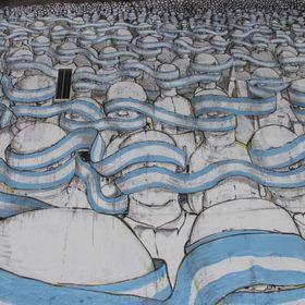 Blu à Buenos Aires