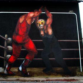 Les lutteurs de Jaz