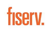 Fiserv Logo Orange Rgb200