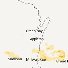 Interactive Hail Maps Hail Map For Waubeka Wi