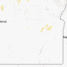 Regional Hail Map for Burns, OR - Sunday, September 15, 2013