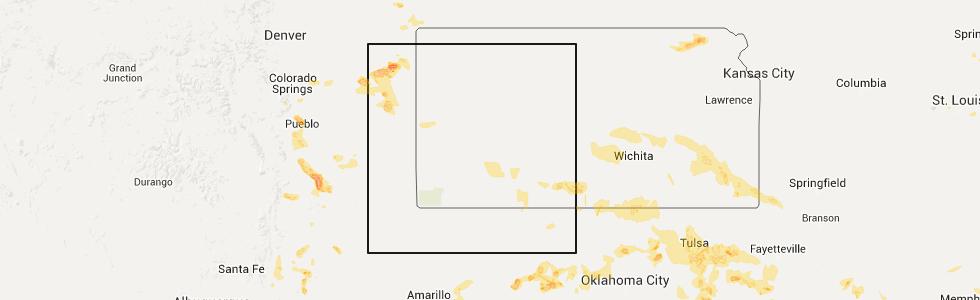 Interactive Hail Maps Hail Map For Montezuma Ks