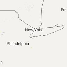 Regional Hail Map for Brooklyn, NY - Sunday, July 31, 2016