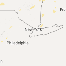 Regional Hail Map for Brooklyn, NY - Saturday, August 13, 2016