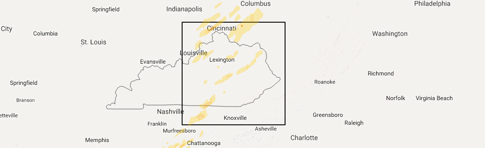 Interactive Hail Maps Hail Map for Berea KY