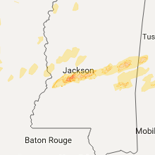 Hail Map for jackson-ms 2017-04-26