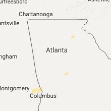Hail Map for atlanta-ga 2017-04-27