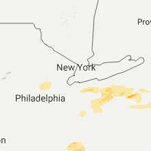 Regional Hail Map for Brooklyn, NY - Friday, April 28, 2017