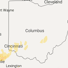 Hail Map for columbus-oh 2017-04-29