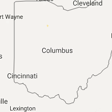 Hail Map for columbus-oh 2017-04-30